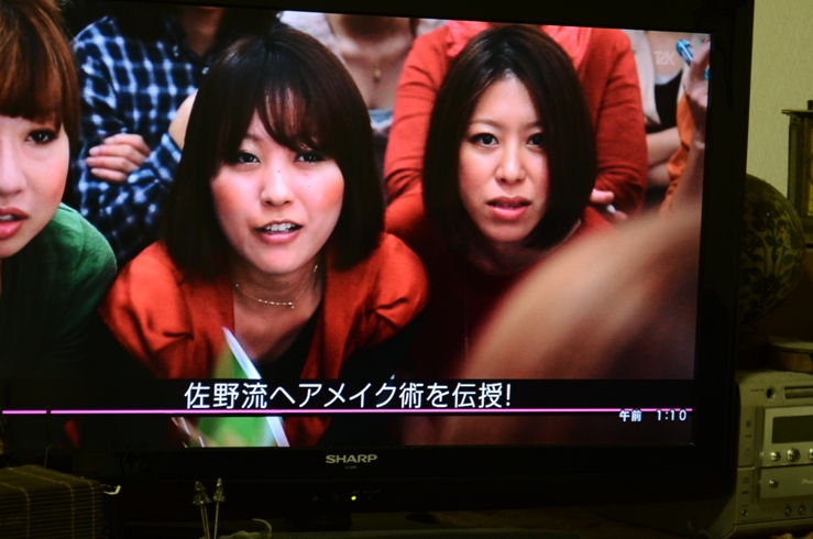 「イズモ・ミス・コレ」の特別番組の様子02